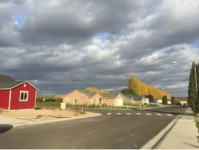 Casas de la urbanización Tieton